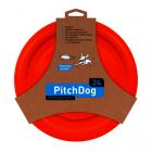 PitchDog létající Disk pro psy oranžový 24cm