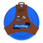 PitchDog létající Disk pro psy modrý 24cm