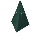 Zástěna 100cm - zelená