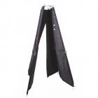 Zástěna pro figuranta 4 nohy rozepínací - 230cm