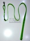 Vodítko posuvné zelené pruh 25mm/120-200cm - pochrom