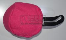Balon ring střední růžový