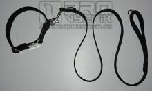 Sada černá Nikl 30mm/35 - 45cm