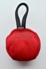 Balon ring střední červený