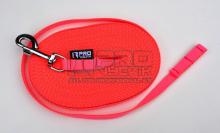 Vodítko stopovací růžové- 1,5cm/10m