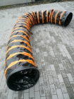 Tunel pevný - průmer 60cm/6m
