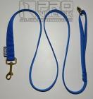 Vodítko modré 25mm / 1, 1,5, 2m , v mosazi